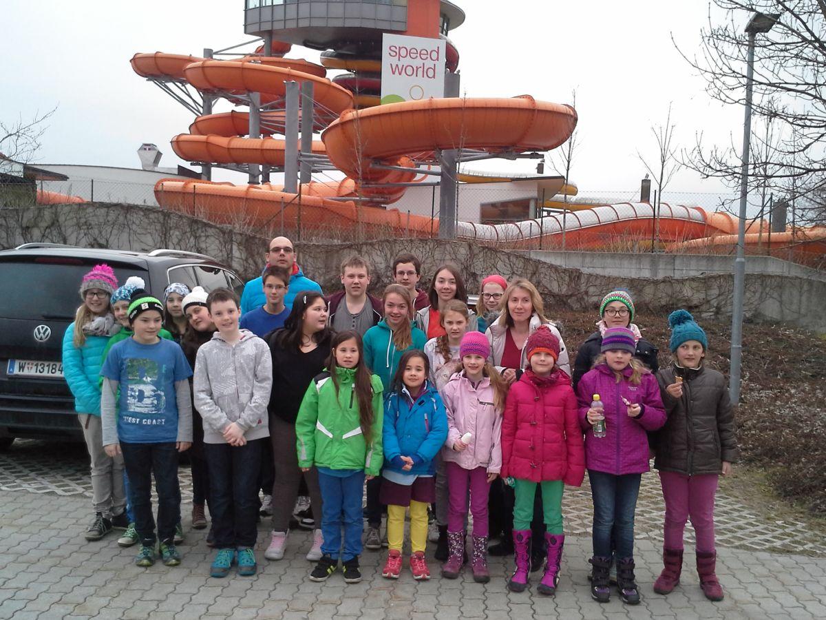 Miniausflug 2015-03 Lutzmannsburg