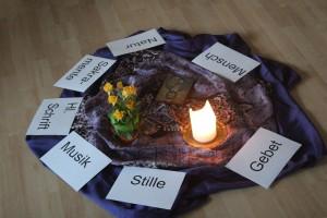 Einladung zum Einkehrabend 2015