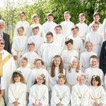 Feier der Erstkommunion