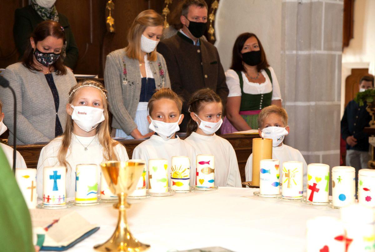 Feier der Erstkommunion 04_10_2020