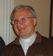 Pfarrer P. Dr. Josef Lackstätter OSB