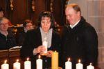 Festmesse für Ehejubilare am 22.11.2014