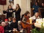 Familienmesse mit Vorstellung der Erstkommunionkinder am 30.11.2014