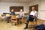 Pfarrgemeinderatsklausur im März 2015 im Lilienhof, Stattersdorf