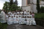 Erstkommunion am 14. Mai 2015