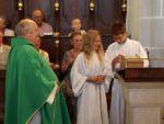 Messe und Pfarrfest am 30. August 2015