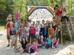 Ministrantenlager in Wildalpen, 9. - 12. August 2015