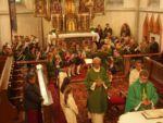 Pfarrgottesdienst mit der Stadtkapelle