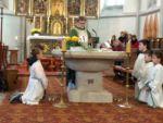 Christkönigssonntag, musikalisch von den Singdings gestaltet
